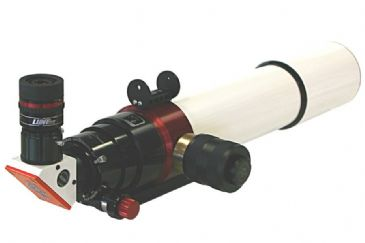 Lunt 80mm H-alpha Telescope, B1200 blocking filter Feather Touch focuser, Pressure Tuner LS80THa/B1200FTPT